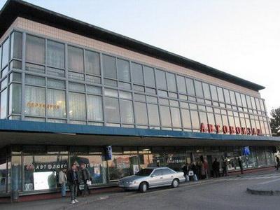 Место нахождения центрального автовокзала в москве